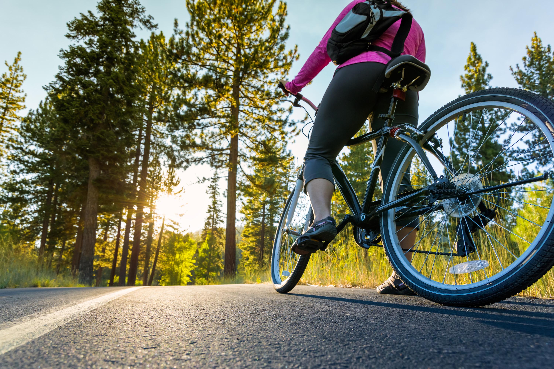 Mit dem Rad immer sicher unterwegs. Zweiradhaus Winkelmann